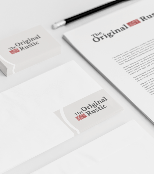 branded business stationary