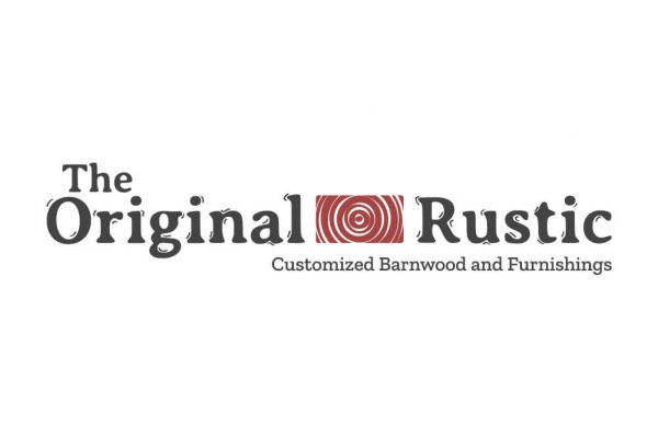 Original Rustic logo design